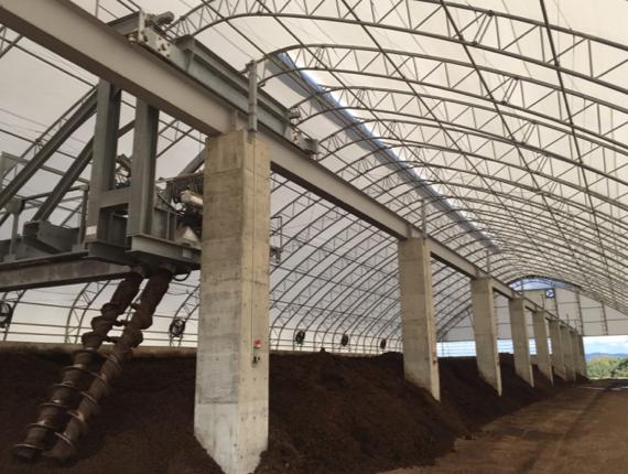 堆肥発酵装置 イメージ