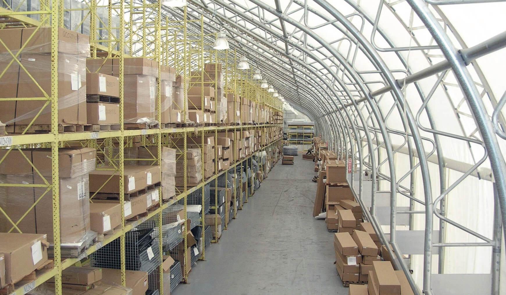 倉庫用ドームの特徴 イメージ 03
