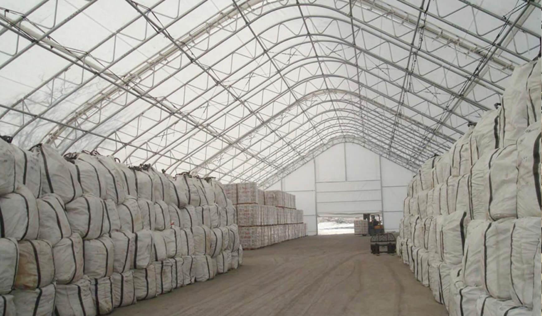 倉庫用ドームの特徴 イメージ 04