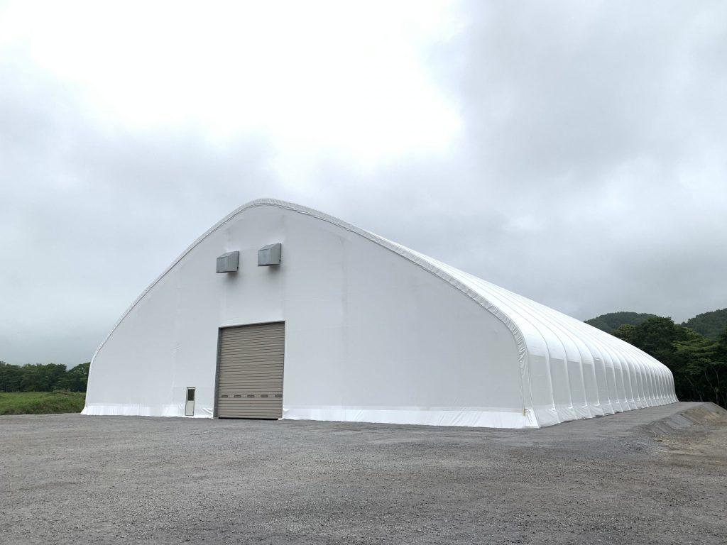 テント倉庫_タスコドーム