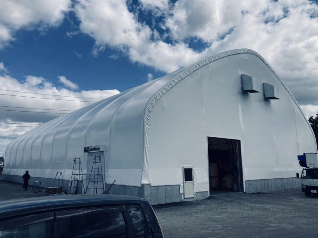タスコドーム倉庫